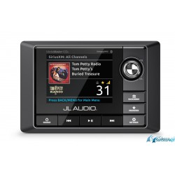 MM100 - stacja multimedialna, tuner FM/RDS/Bluetooth/LCD kolor/4 strefy audio