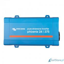 Inwerter Phoenix 24V/375VA...