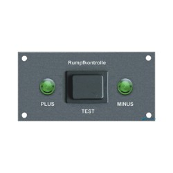 Panel dwupolowy STV ISO