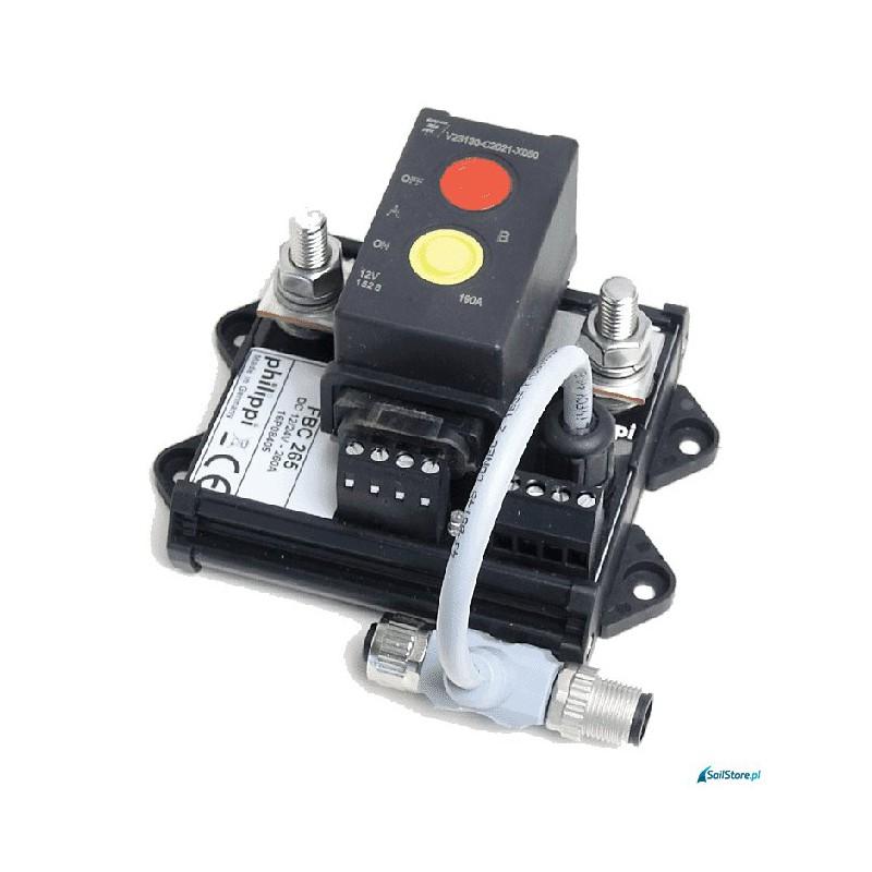FBC 265 - zdalnie sterowany główny włącznik akumulatorów
