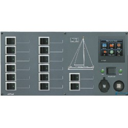 Panel dwupolowy STV 254-2p