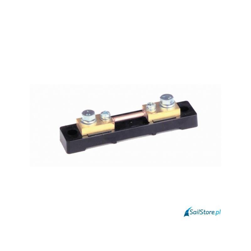 Miernik analogowy - Shunt 40A/60mV zewnętrzny bocznik do amperomierzy SQB