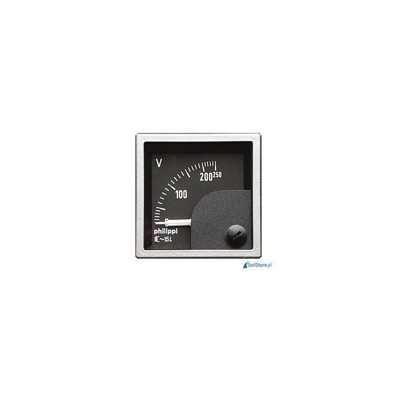 Miernik analogowy - SQB 205V (AC) woltomierz AC bez podświetlenia