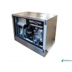 Generator spalinowy Panda 45i PMS - moc nominalna: 0-36,0kW/0-45,0kVA. 230V-1faza, 400V-3 fazy.