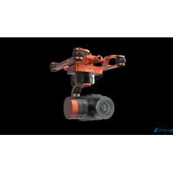Wodoszczelna kamera GC-3 4K na 3-osiowym uchwycie
