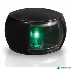 Lampa NaviLED PB zielona (czarna obudowa)