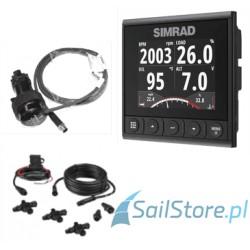 PROMOCJA - wyświetlacz SIMRAD IS42 w zestawie z czujnikiem DST800 i okablowaniem NMEA2000