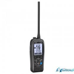 Ręczny radiotelefon VHF z GPS, DSC i MOB - Icom M93D