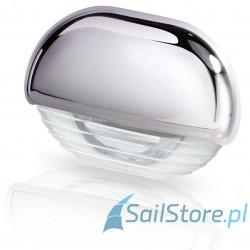 Lampa EasyFit LED, biała zimna  z chromowaną obudową z tworzywa