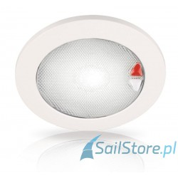 Lampa EuroLED 150 Touch (biała/czerwona) biała obudowa