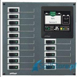 Rozdzielnia 12V z monitorem BTM - STV 235 (BTM)