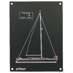 Panel sygnalizacyjny oświetlenia nawigacyjnego POS-SY