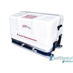 Generator spalinowy Panda 5000i PMS - moc nominalna: 0-4,0kW/0-5,0kVA. 230V-1 faza