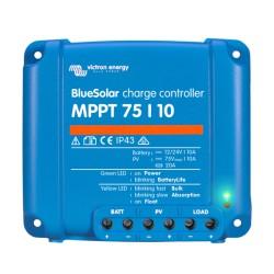 Blue Solar MPPT 12/24V - 10A - 75/10