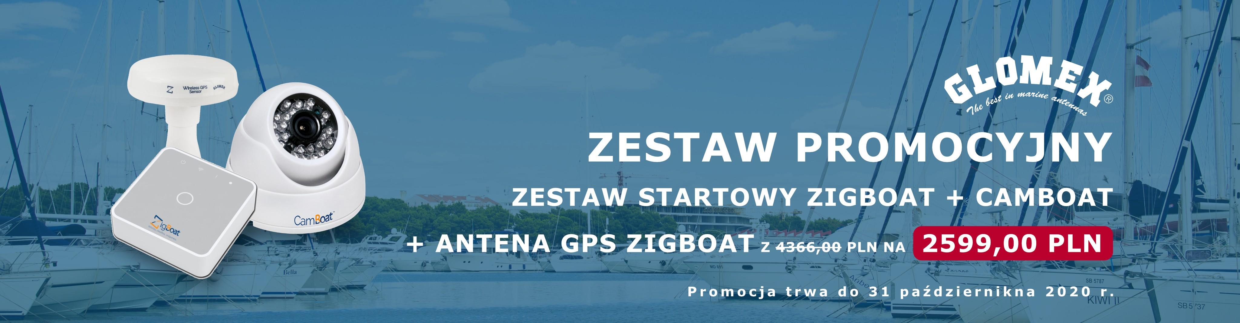Zestaw promocyjny - ZigBoat